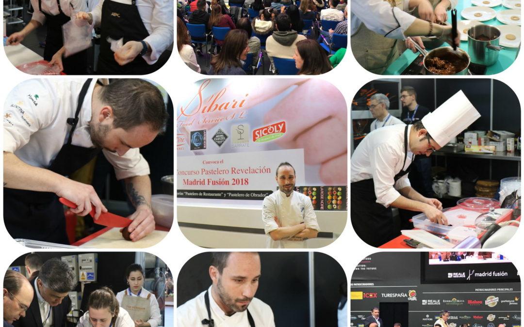 Fran Segura, seleccionado como uno de los mejores pasteleros del país