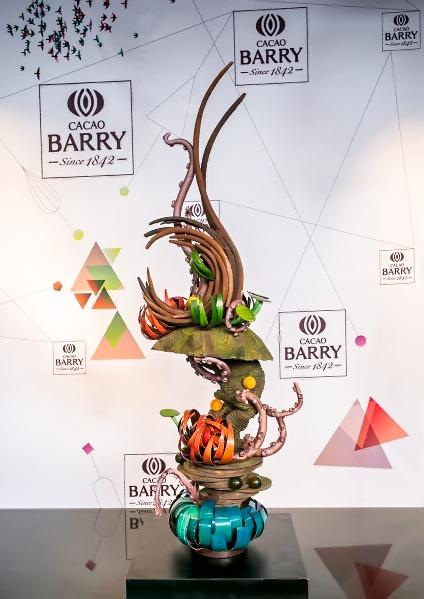 Crónica y días en el World Chocolate Masters